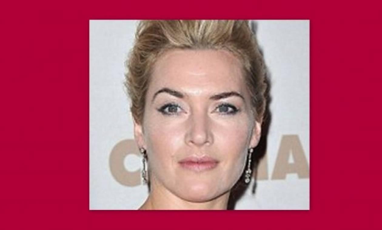 Kate Winslet: Η δίδυμη αδελφή της Sharon Stone;