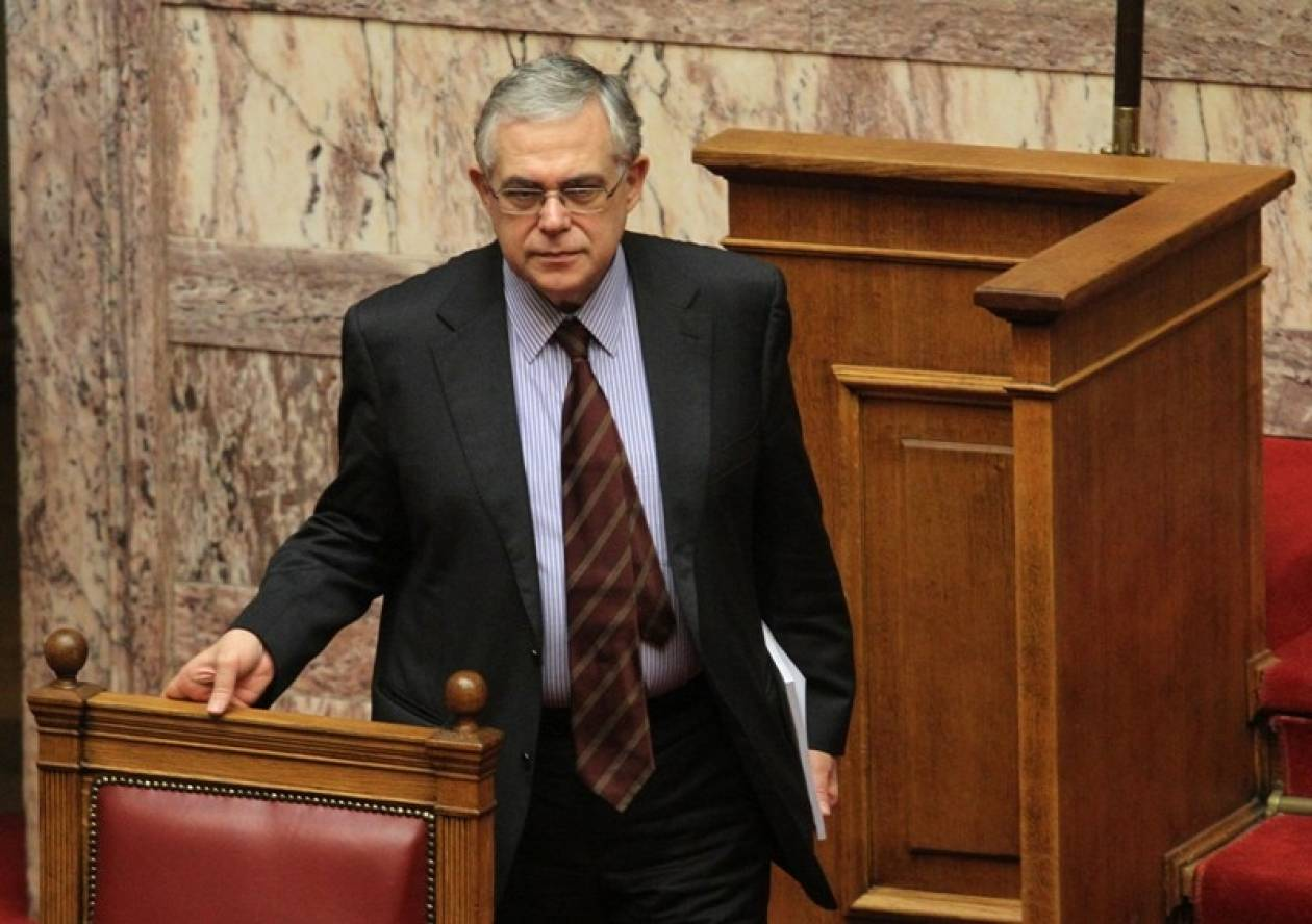 Παπαδήμος: Τα ευρωομόλογα θα βοηθήσουν να ξεπεραστεί η κρίση