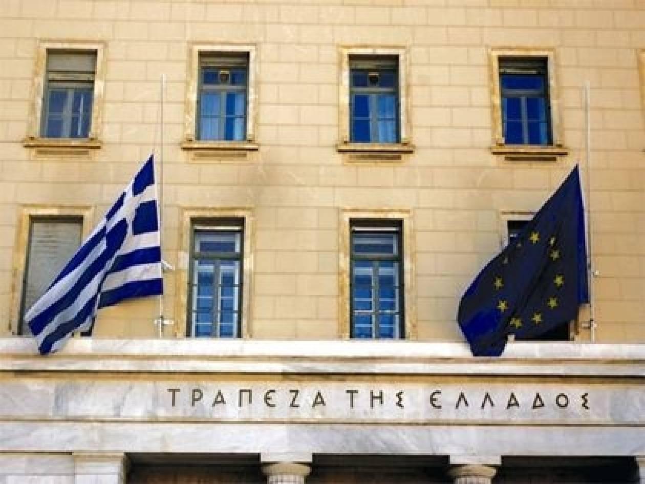 ΤτΕ: Συρρικνώθηκε το έλλειμμα του ισοζυγίου τρεχουσών συναλλαγών