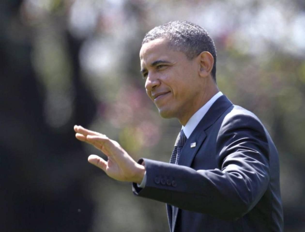 Συνάντηση Ομπάμα με Μπαρόζο-Ρομπάι