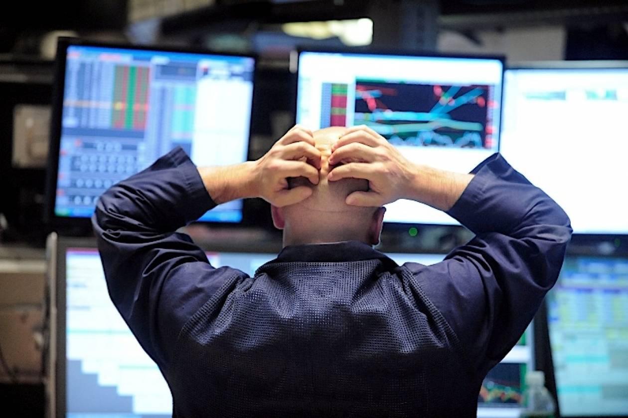 Νέα πτώση στη Wall Street