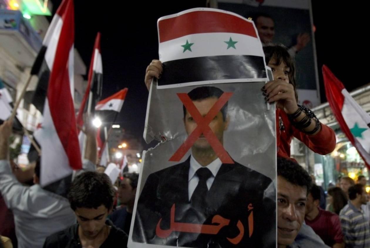 Ακόμα μια μέρα αιματοχυσίας στη Συρία