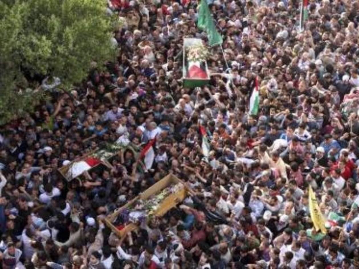 Τουλάχιστον 33 νεκροί από κυβερνητικά πυρά στην Συρία