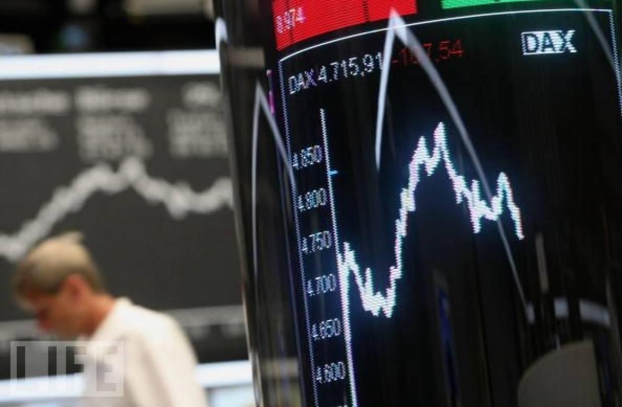 Απώλειες στα ευρωπαϊκά χρηματιστήρια λόγω Κίνας και ΗΠΑ
