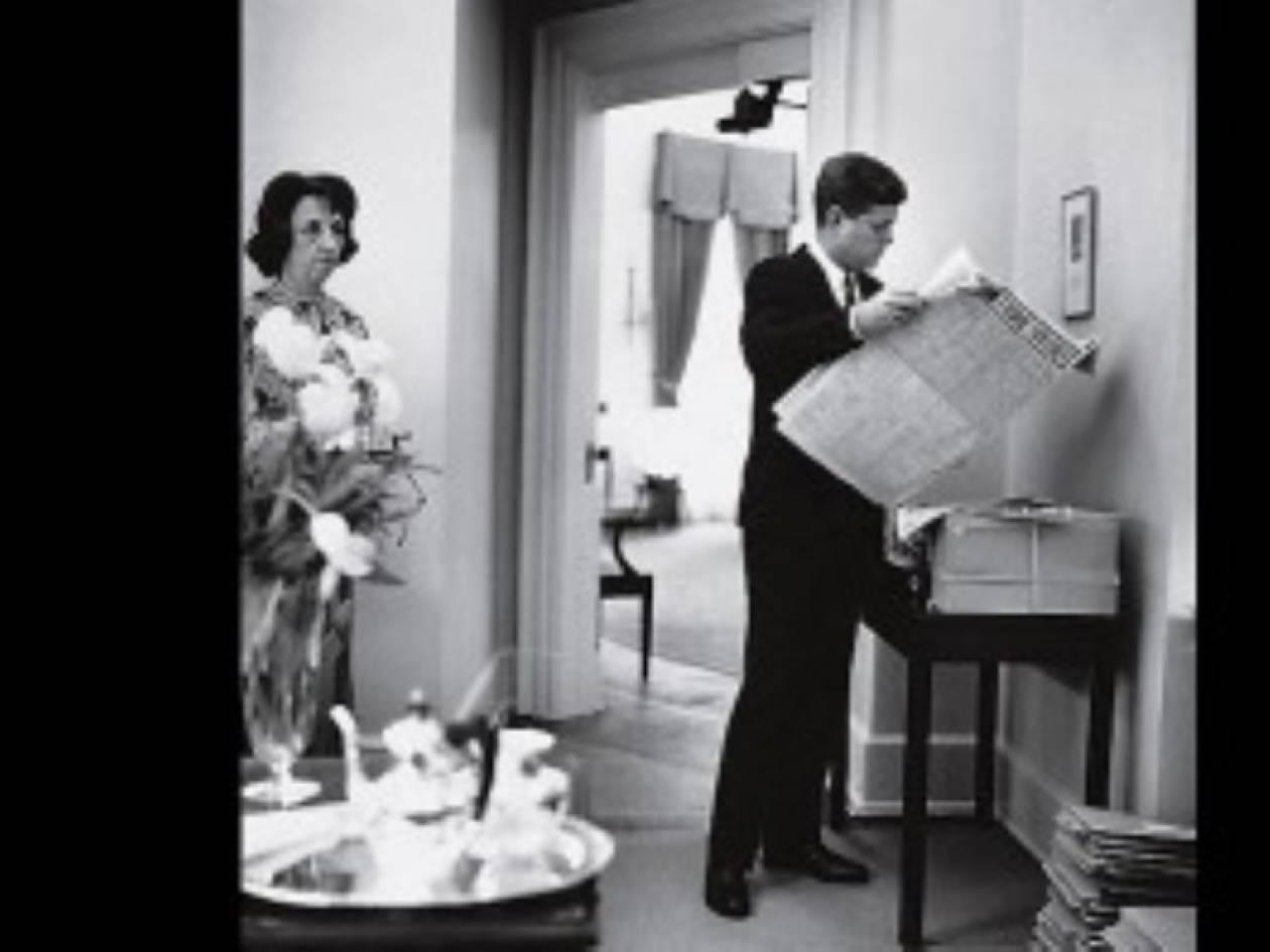 Οι κρυφές φωτογραφίες της Τζάκι και του Τζον Kένεντι