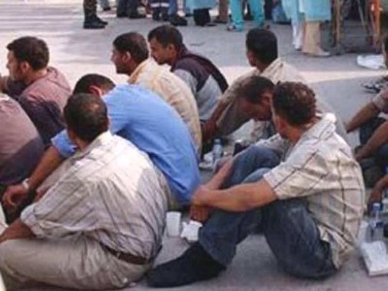 «Πιάστηκε» διακινητής και λαθρομετανάστες στην Ηγουμενίτσα