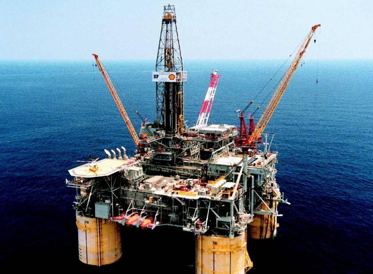 Η Shell μπαίνει στη Μεσόγειο μέσω Τουρκίας