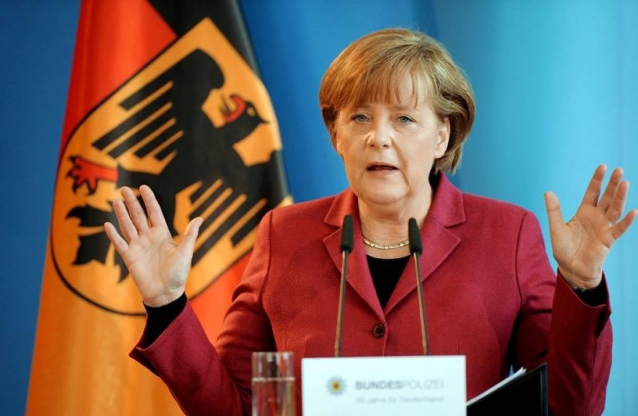 Νέο «όχι» της Μέρκελ στο ευρωομόλογο