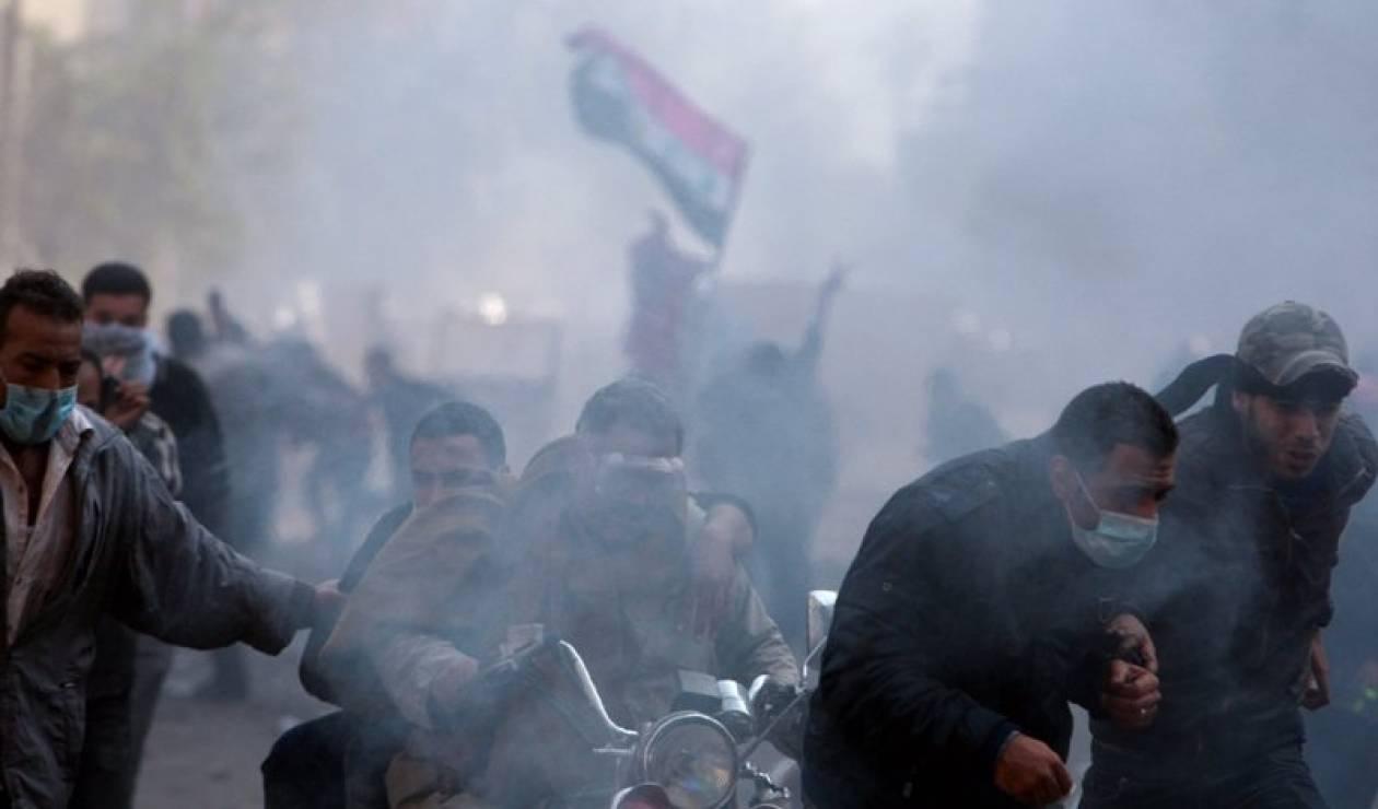 Πέμπτη ημέρα συγκρούσεων για να φύγουν οι στρατιωτικοί
