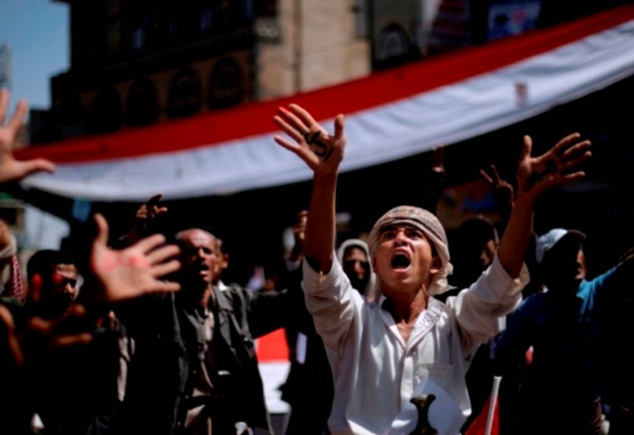 Υεμένη: Διαδηλώνουν κατά της ασυλίας Σάλεχ