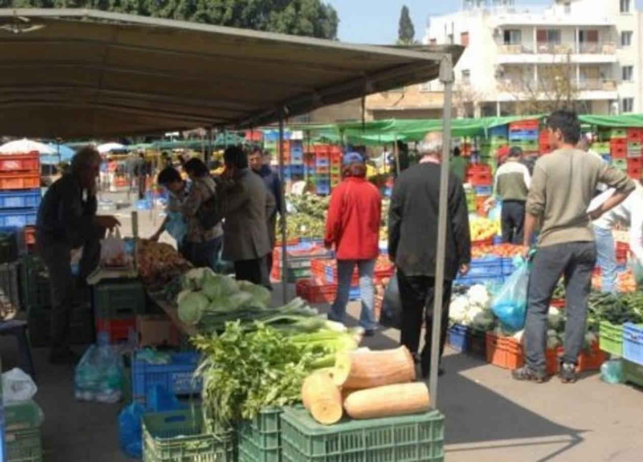 Παρέμβαση εισαγγελέα στη  λαϊκή αγορά Τρικάλων