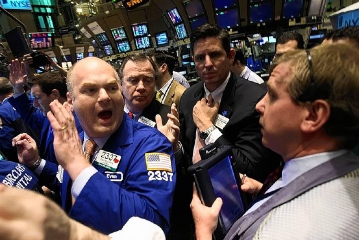 Νέα πτώση στο χρηματιστήριο της Νέας Υόρκης