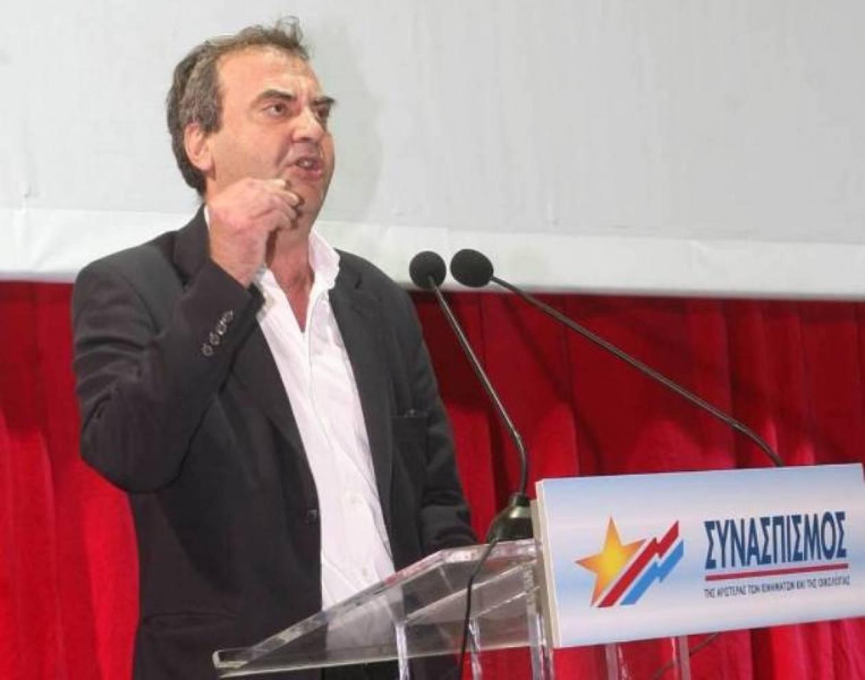 Επίθεση ΣΥΡΙΖΑ για τα Βαρέα και Ανθυγιεινά