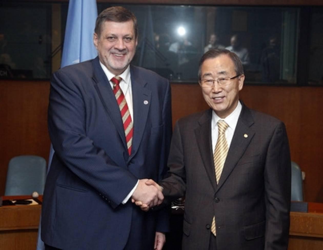 Νέος επικεφαλής του ΟΗΕ στο Αφγανιστάν