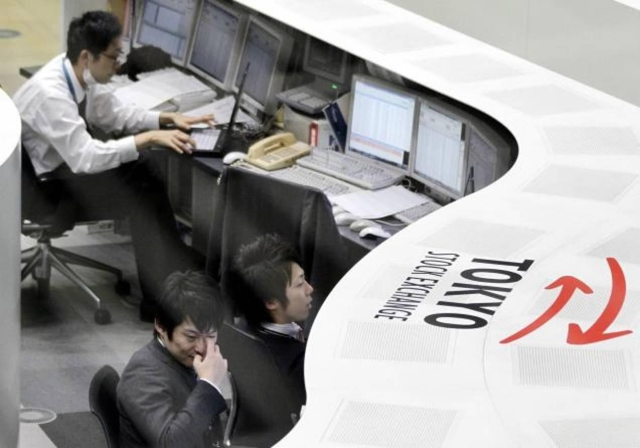 Πτωτικά άνοιξε το χρηματιστήριο του Τόκιο