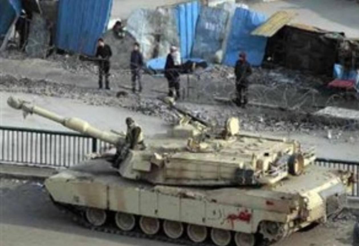 Ο αιγυπτιακός στρατός ζητά συγγνώμη για τους νεκρούς