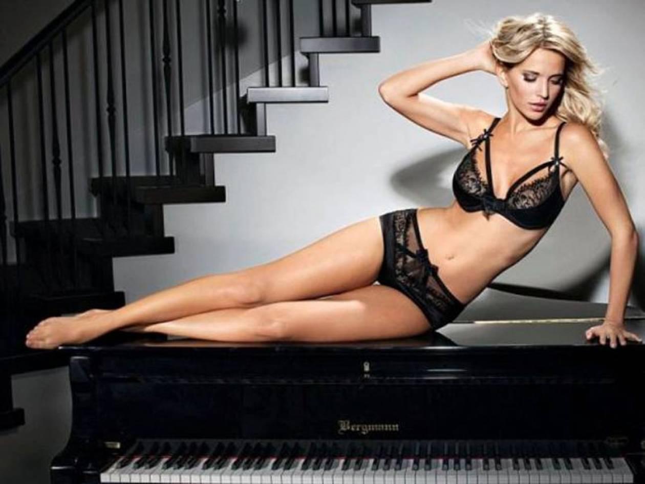 Κορίτσι για... πιάνο