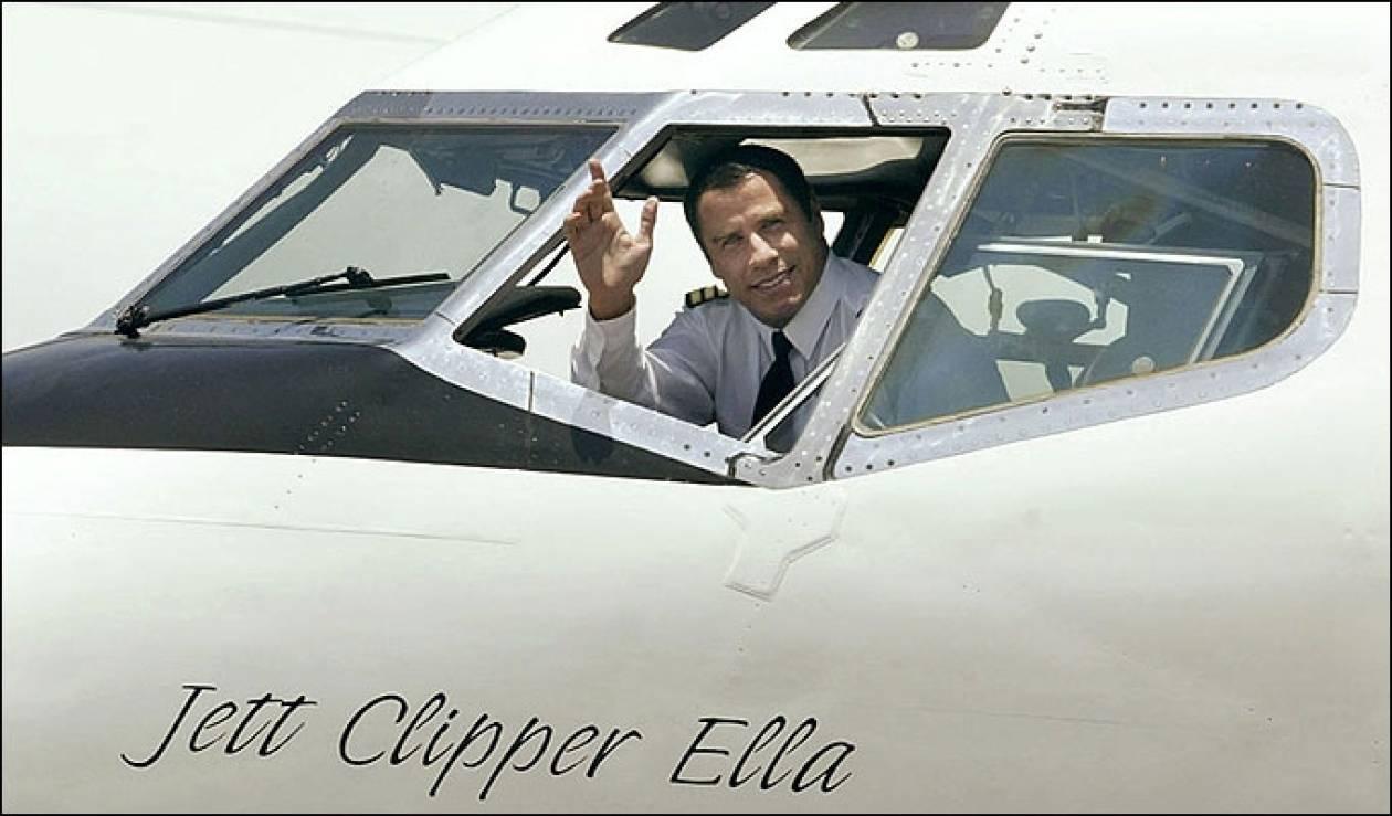 Ο πιλότος Τραβόλτα με το ιδιωτικό αεροδρόμιο