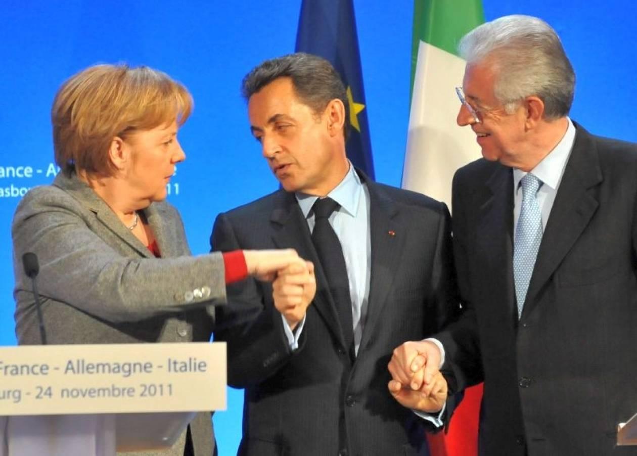 Στο «όχι» στα ευρωομόλογα εμμένει η Μέρκελ