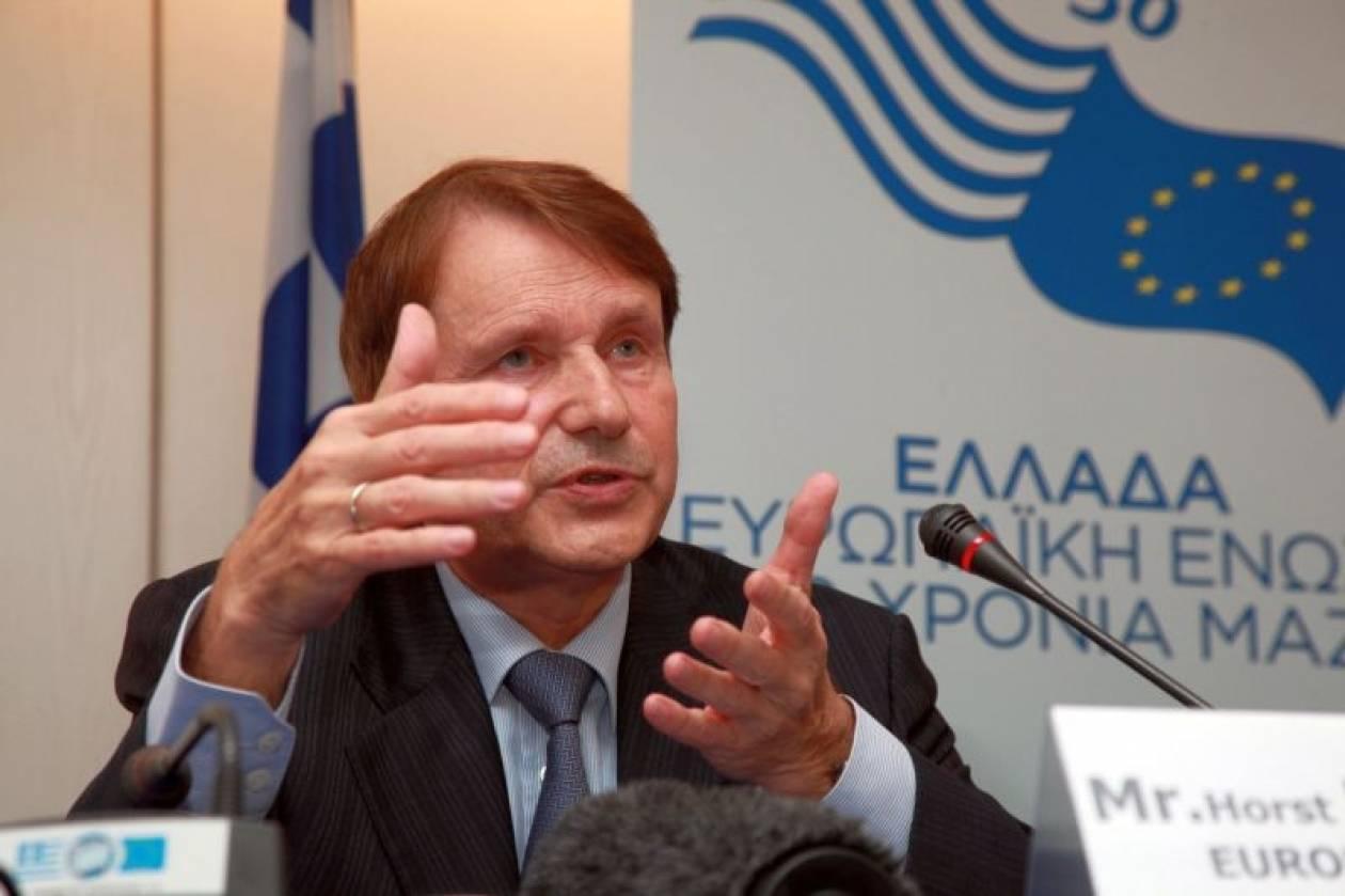 Χ. Ράιχενμπαχ:Η Ελλάδα δε βρίσκεται ακόμη στον πάτο