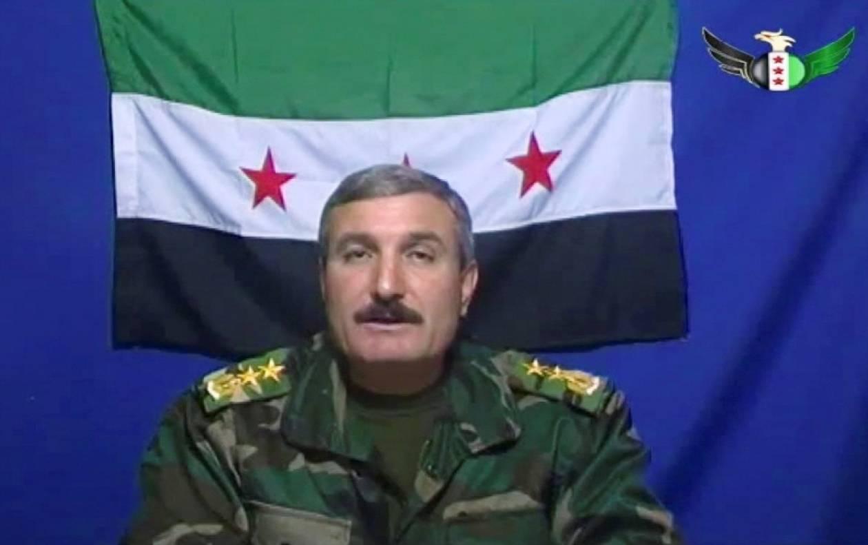 Νεκροί Σύροι πιλότοι της πολεμικής αεροπορίας