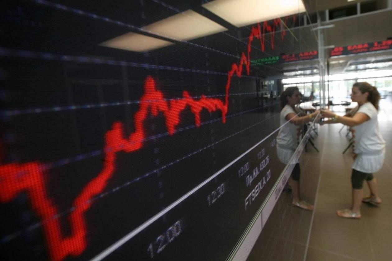 Η χρηματιστηριακή κίνηση της ημέρας σε Ελλάδα και Ευρώπη