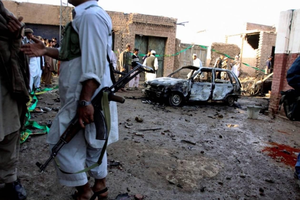 Μπαράζ εκρήξεων στο Ιράκ