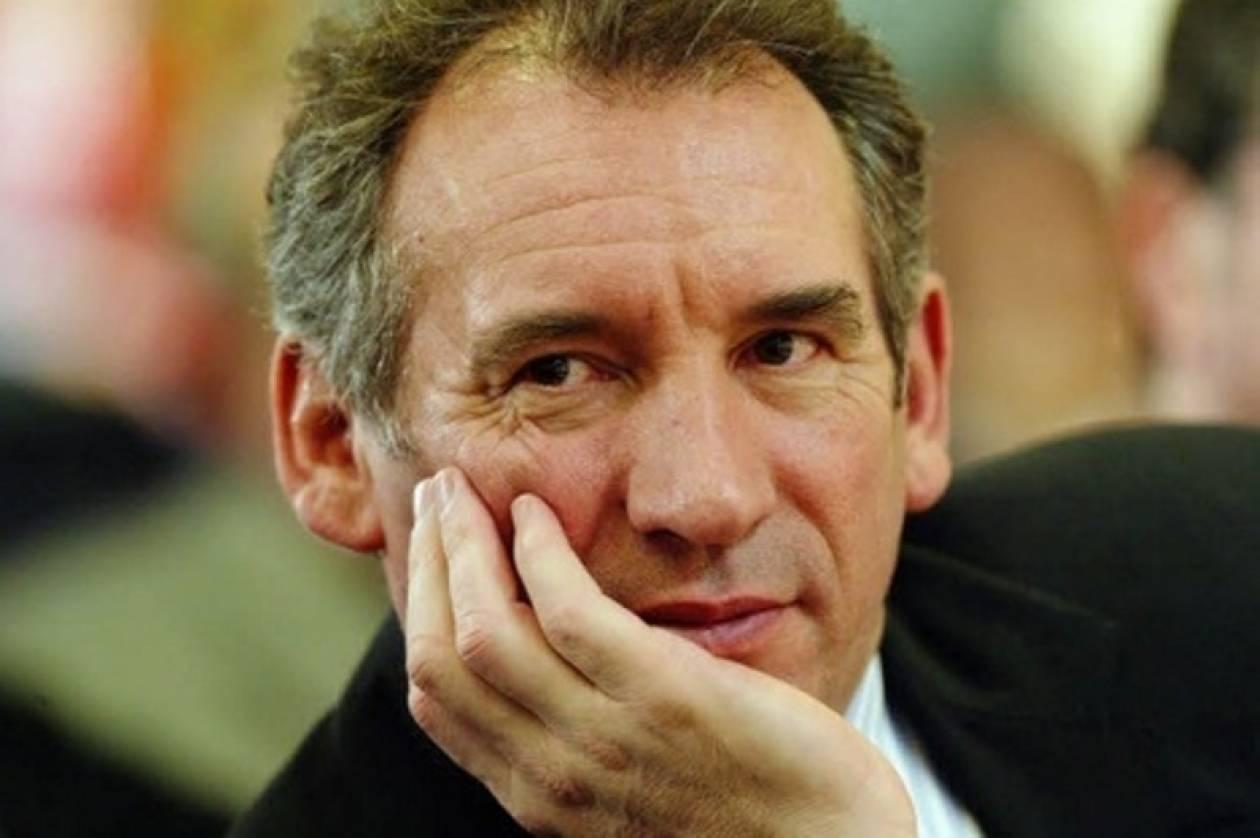 Φ. Μπαϊρού: Υποψήφιος στις προεδρικές εκλογές της Γαλλίας
