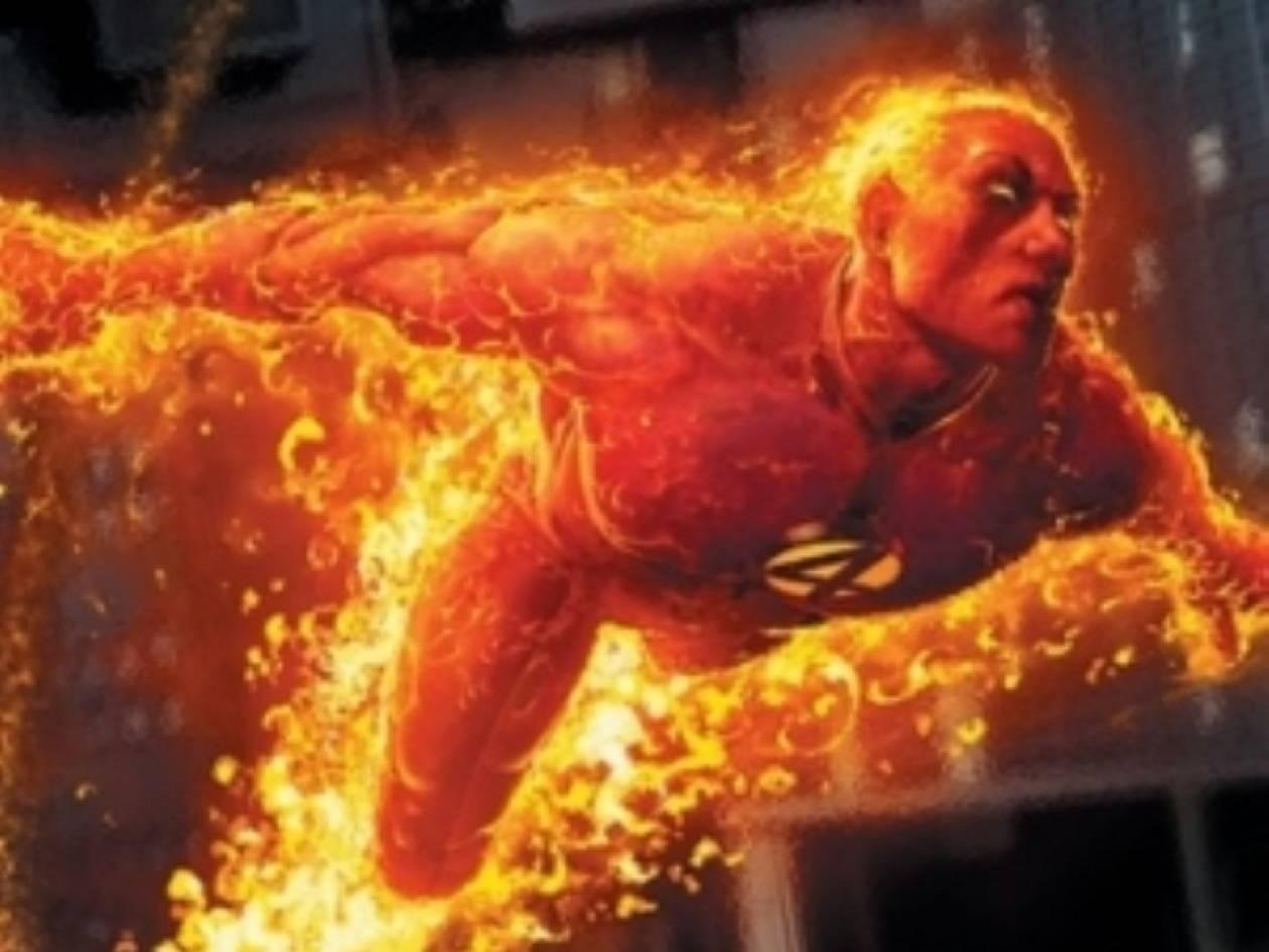 Ο άνθρωπος- φωτιά «αναστήθηκε» και επέστρεψε στους Fantastic Four