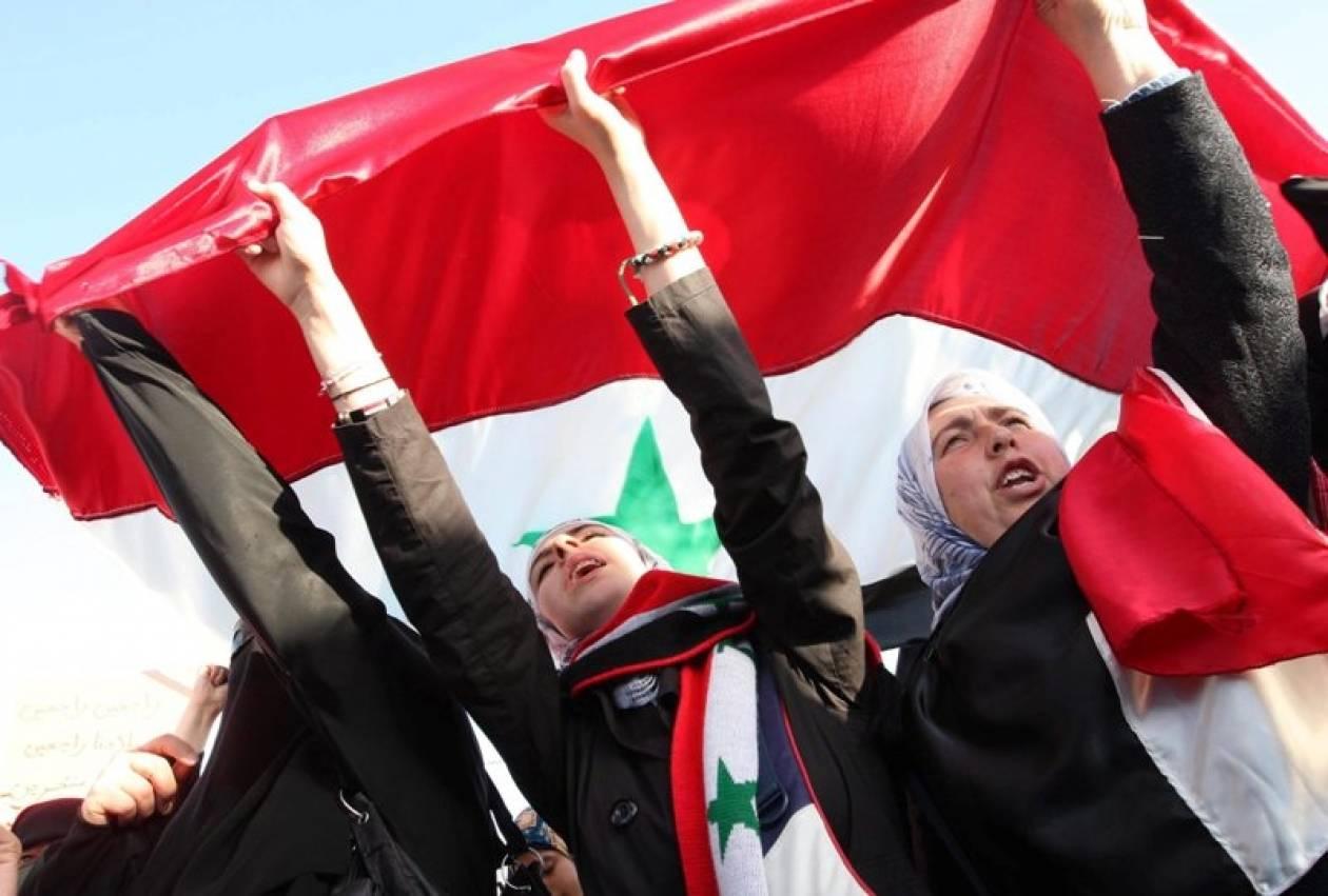 Ρωσία: Η Συρία χρειάζεται «εσωτερικό διάλογο»