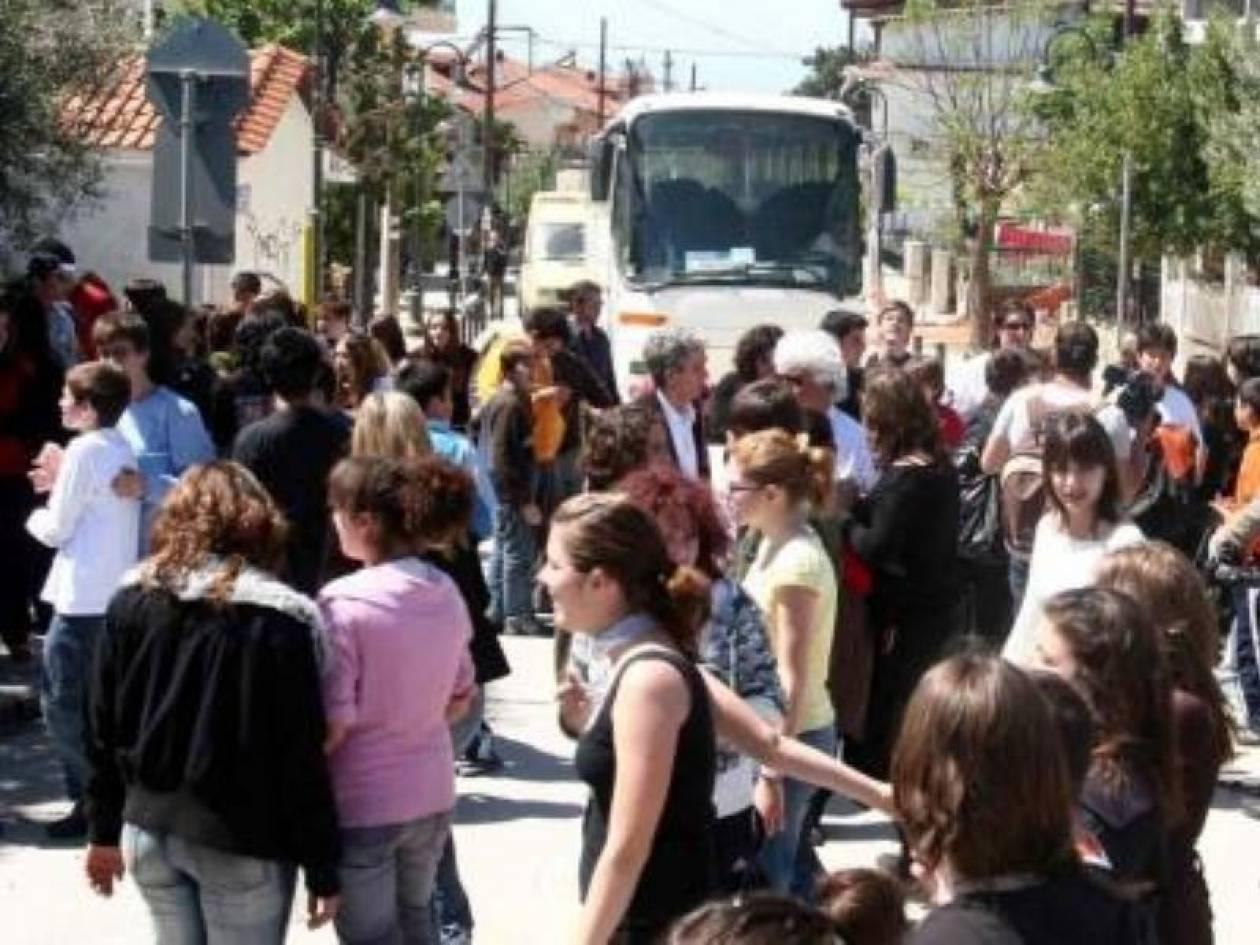 «Στοπ» σε δρομολόγια του ΚΤΕΛ για τη μεταφορά των μαθητών στο Ηράκλειο