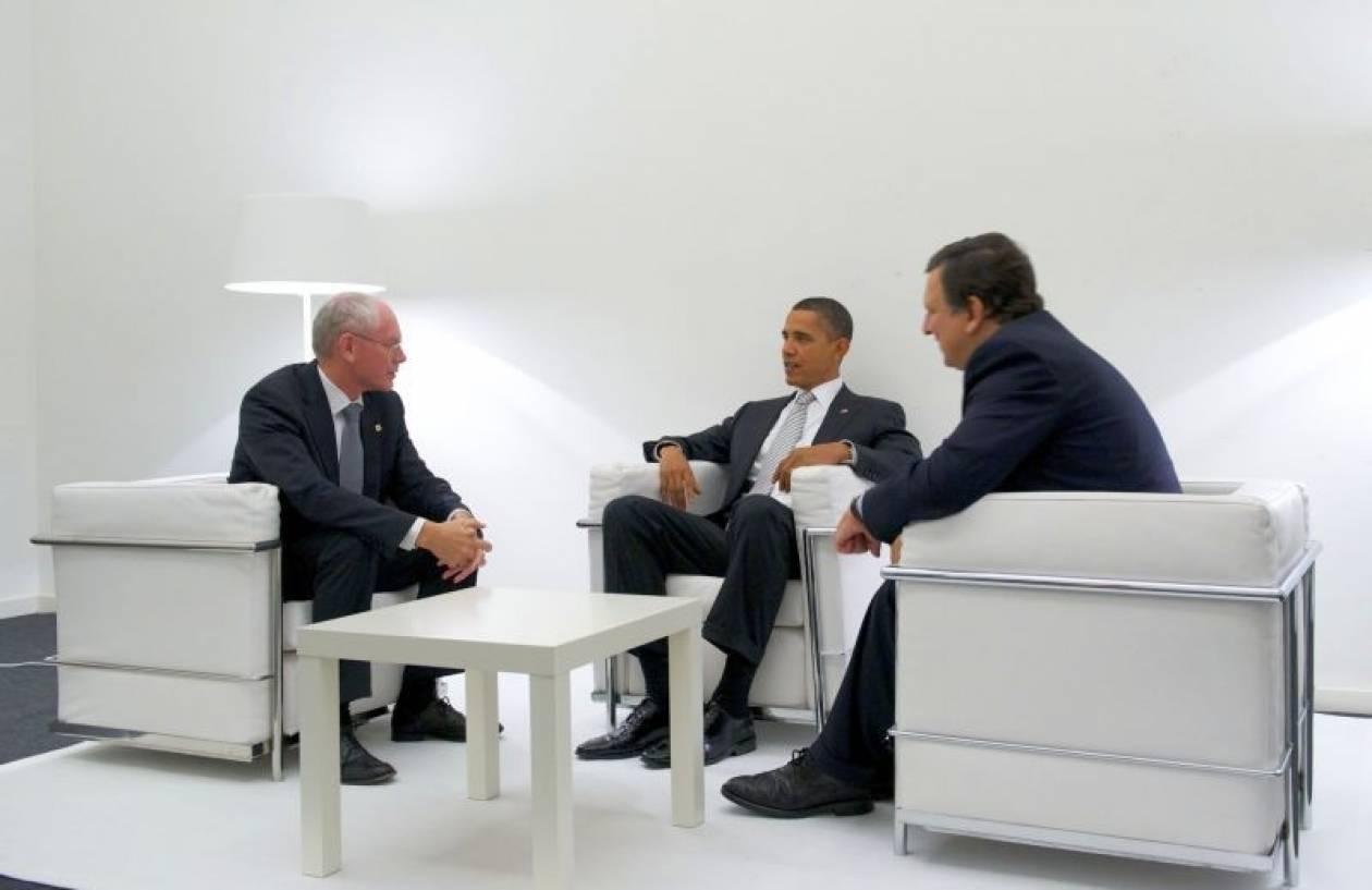 Σύνοδος Ε.Ε.-ΗΠΑ στις 28 Νοεμβρίου
