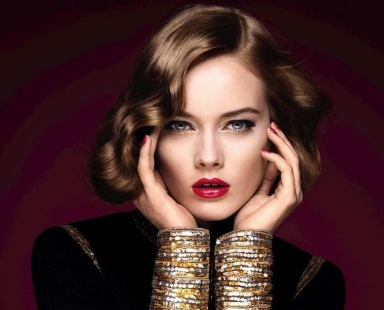 Les Scintillantes: το εορταστικό μακιγιάζ της Chanel