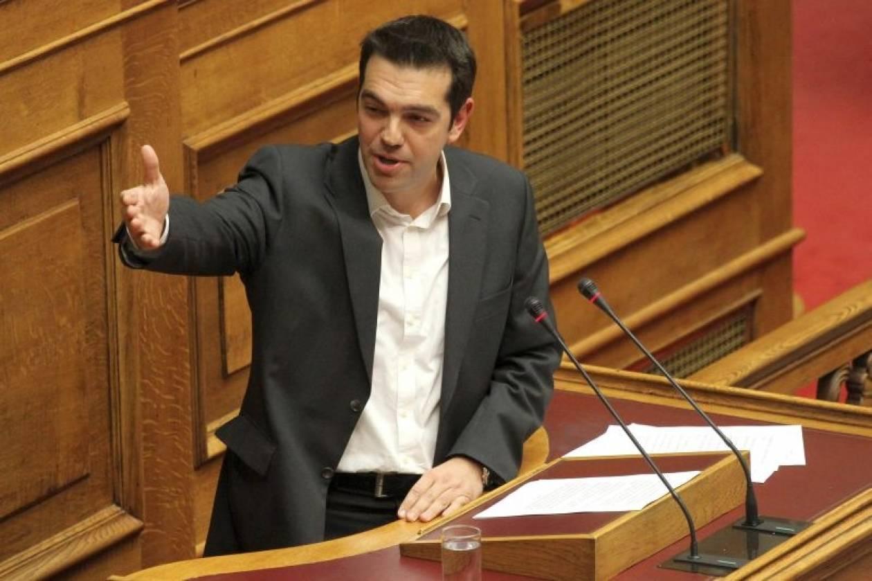 Τσίπρας: Ο Παπαδήμος δεν θα έρχεται στη Βουλή όποτε του αρέσει