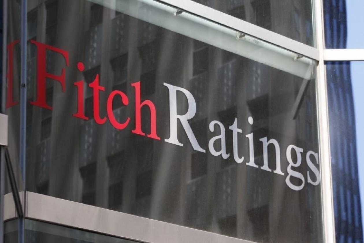 Η Fitch υποβάθμισε οχτώ Ιταλικές τράπεζες