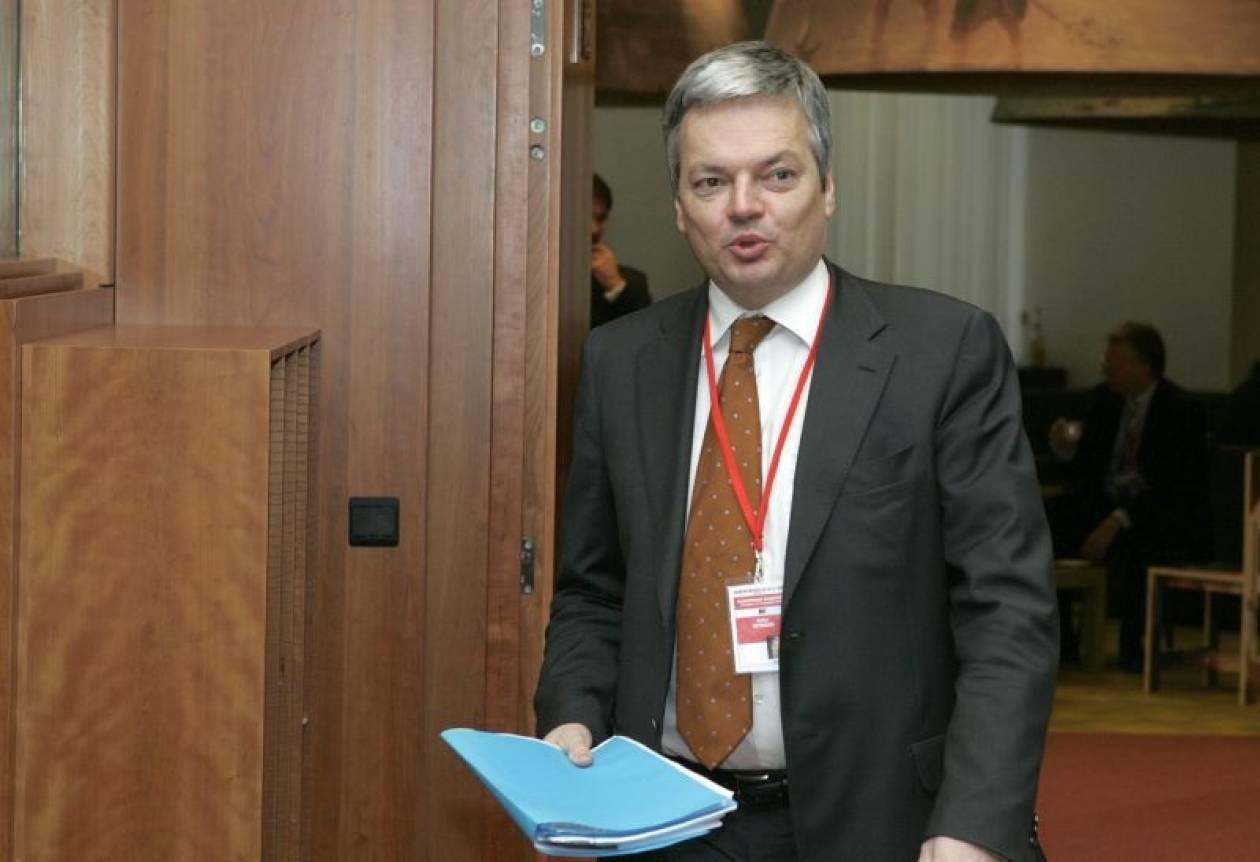Βέλγιο: Επείγουσα η ανάγκη για συμφωνία στον προϋπολογισμό