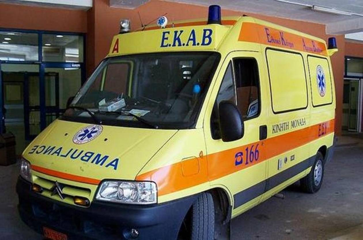 Τροχαίο με δύο ανήλικους τραυματίες στην Κρήτη