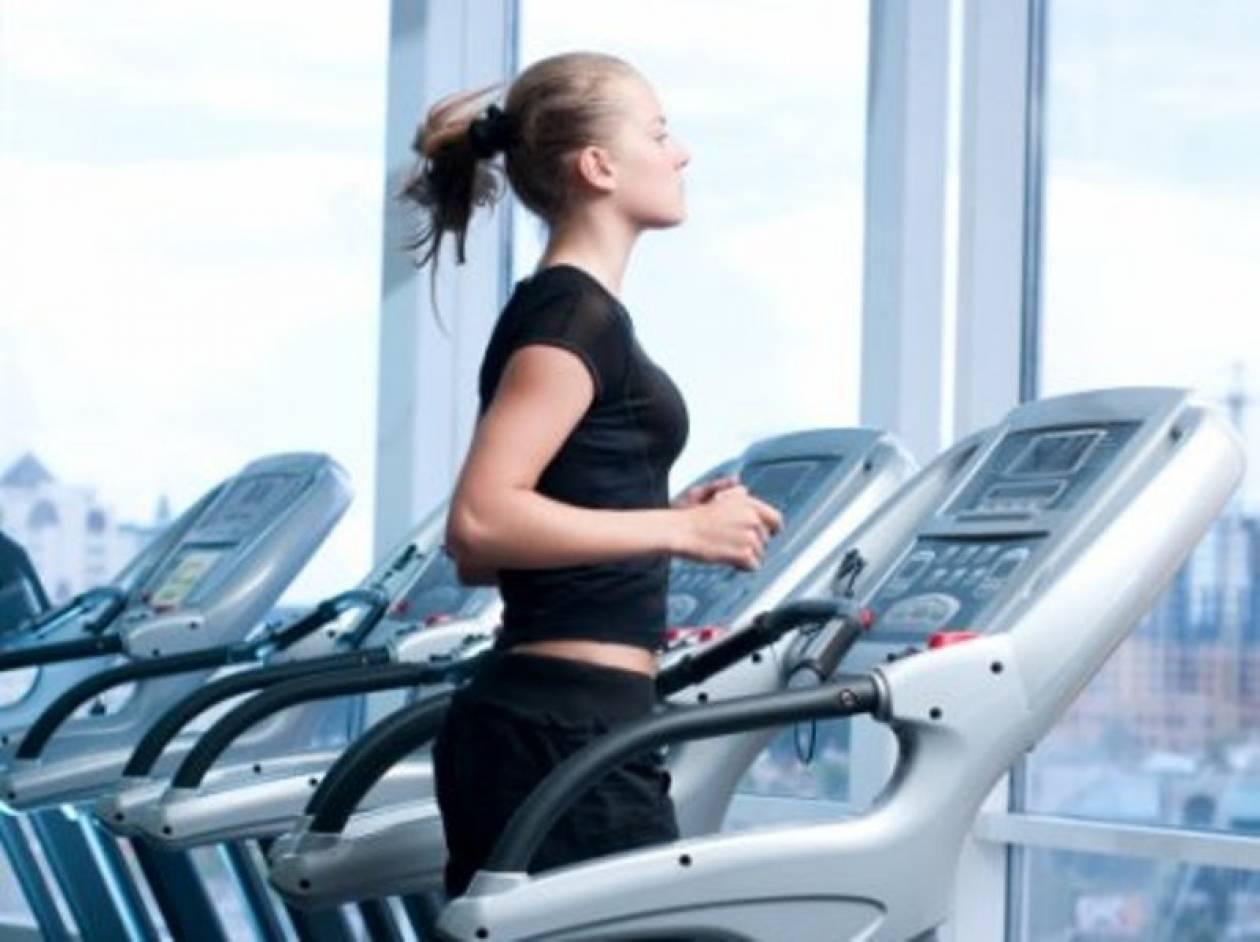 Βακτηρίδια στο γυμναστήριο: πως θα τα αποφύγετε