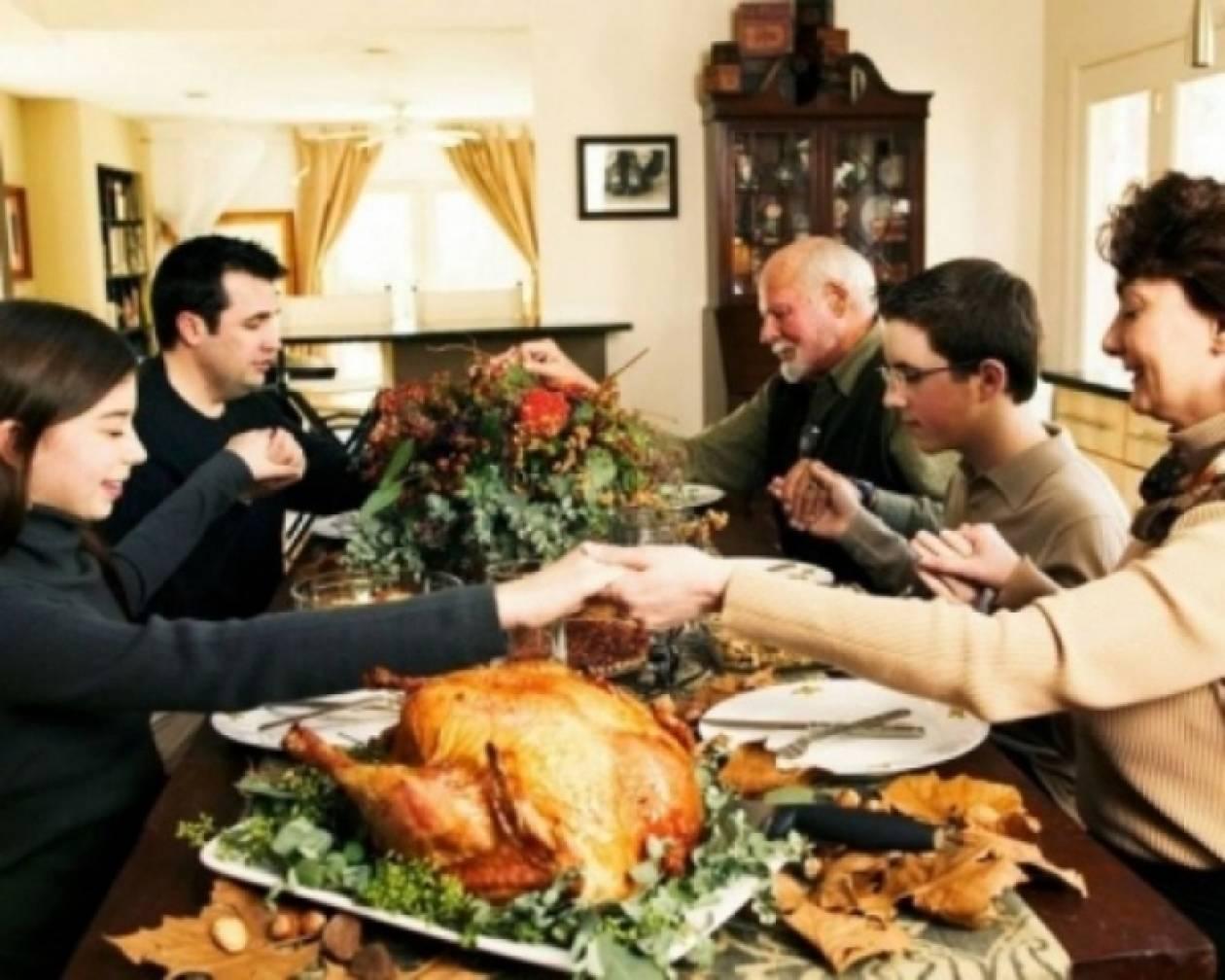 Τα πιο λυπηρά updates στο Facebook για την Ημέρα των Ευχαριστιών