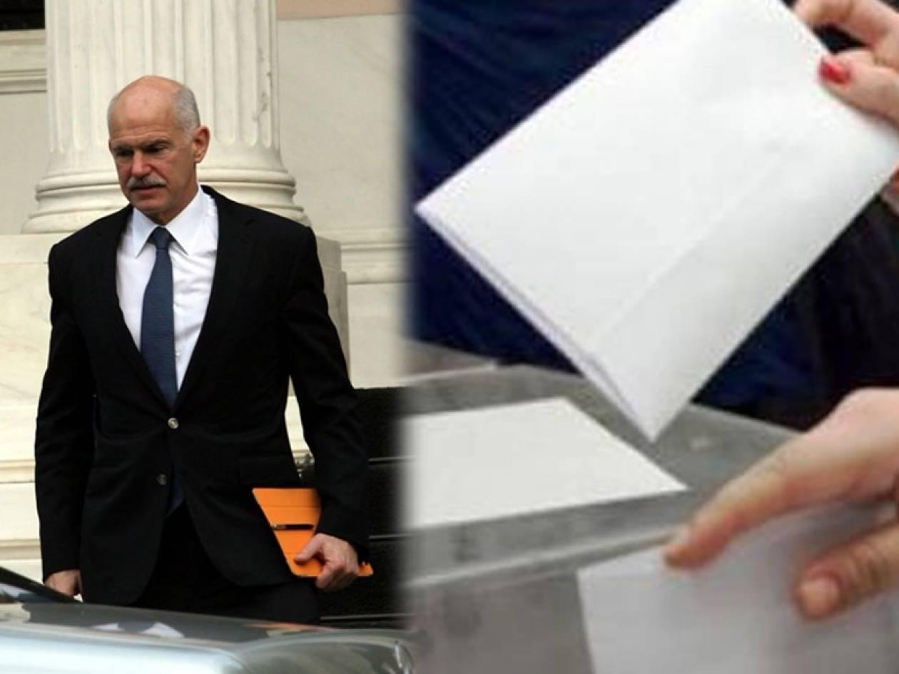 Το σχέδιο που προωθεί ο Παπανδρέου για τον εκλογικό νόμο