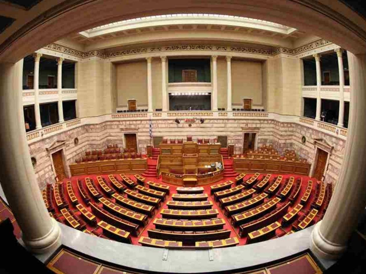 Νομοθετικό «κενό» στη Βουλή