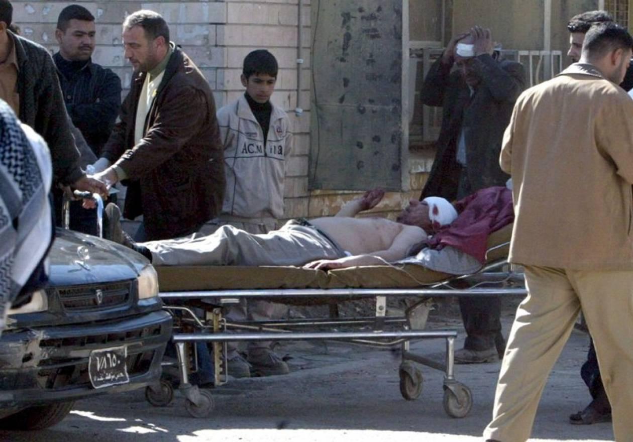 Μακελειό από εκρήξεις στη Βαγδάτη