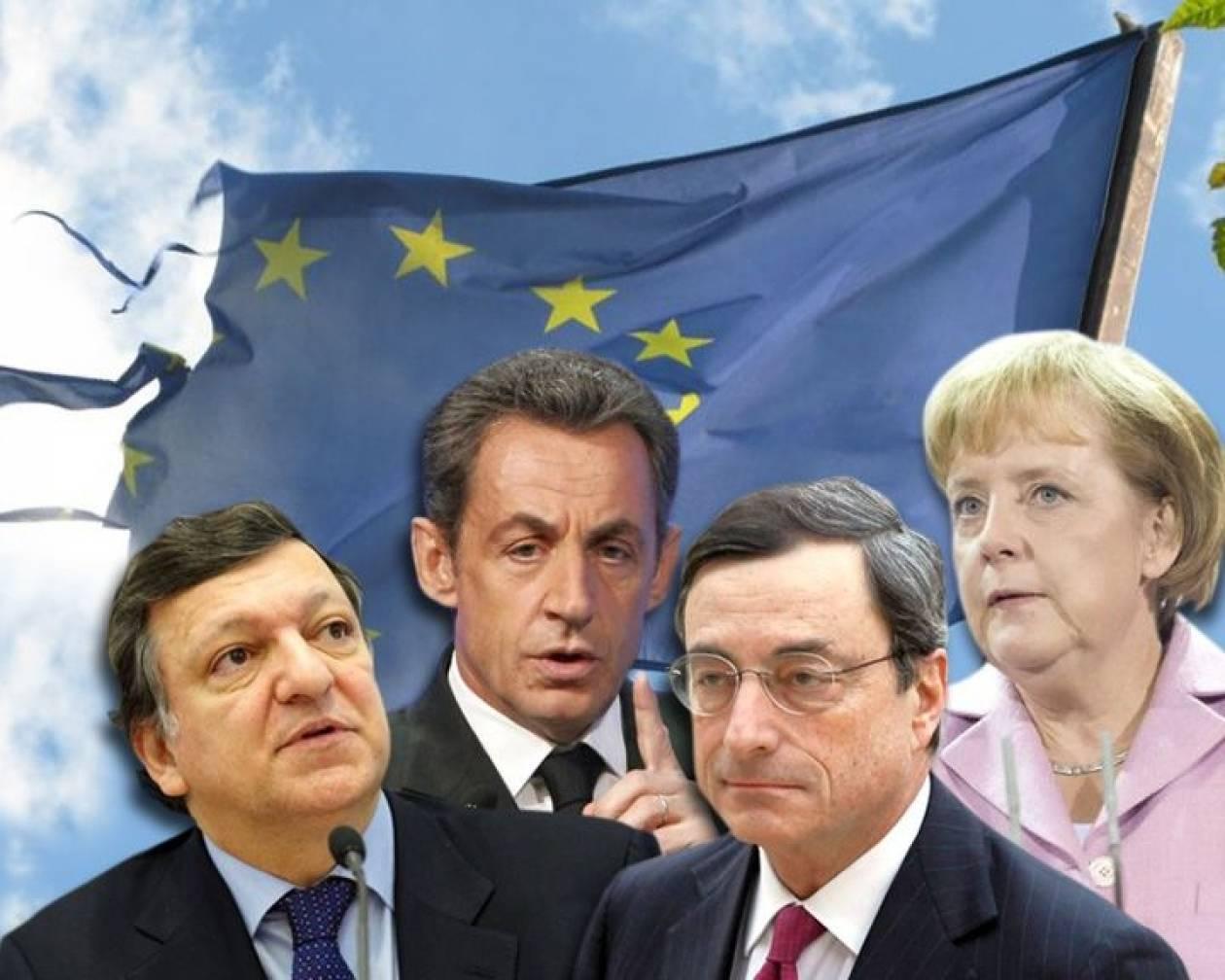 Στη δίνη του κυκλώνα η Ευρώπη