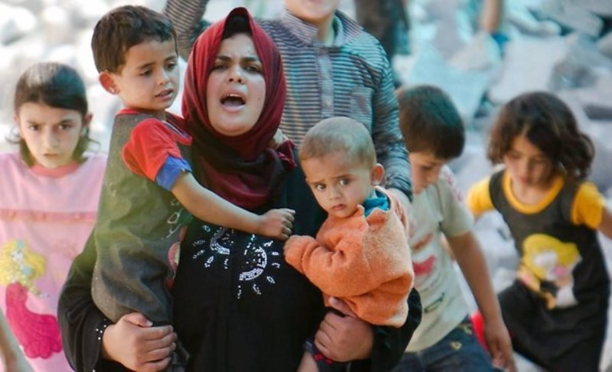 ΟΗΕ: Ανάγκη τροφίμων, όχι ανθρωπιστικών διαδρόμων στη Συρία