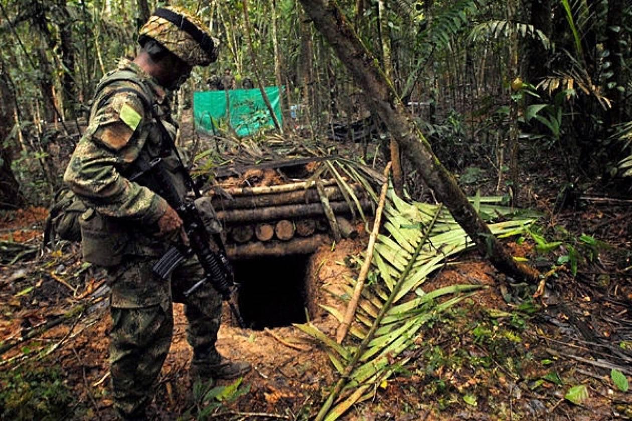 Κολομβία: Ζωντανός βρέθηκε όμηρος των FARC