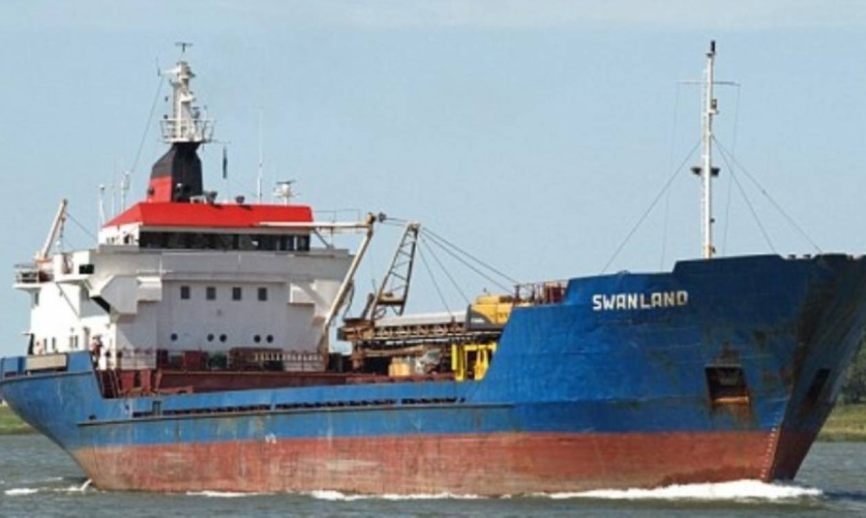 Αγνοούνται 6 ναυτικοί σε ναυάγιο στην Ιρλανδική Θάλασσα