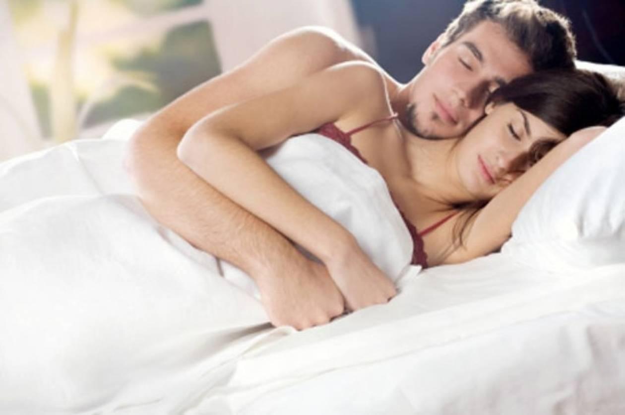 Σεξ κατά της αϋπνίας