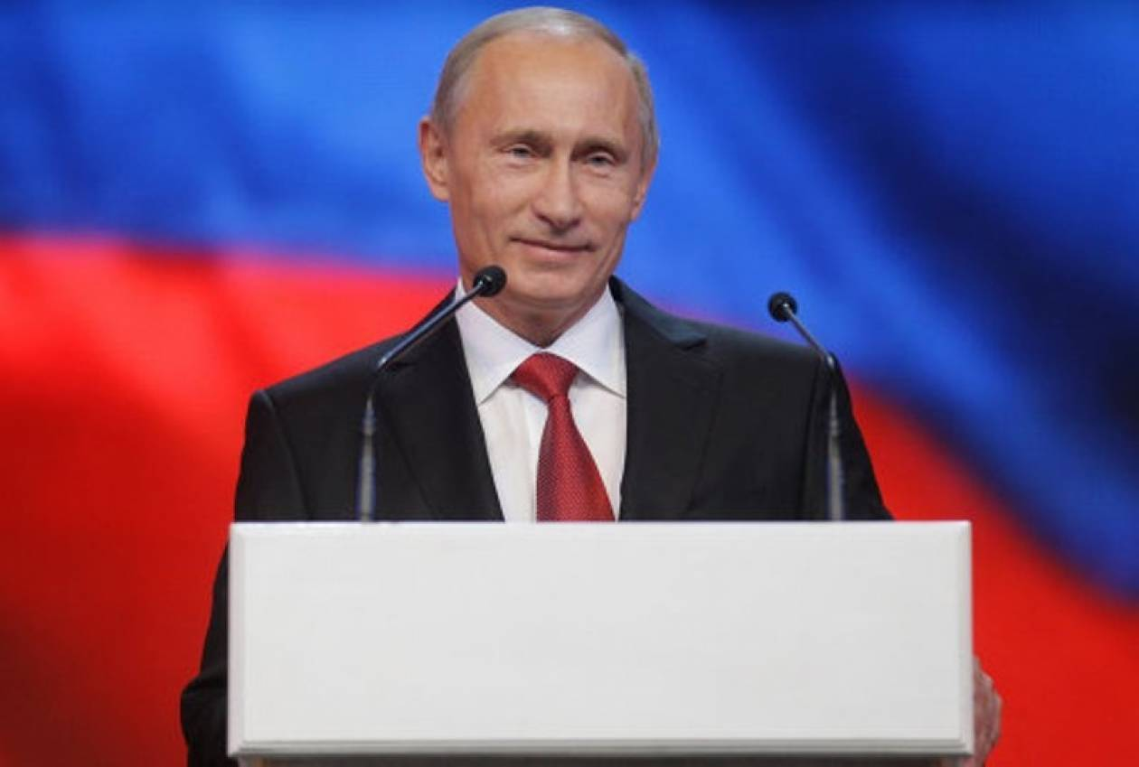Ανακοινώθηκε η επίσημη υποψηφιότητα του Πούτιν