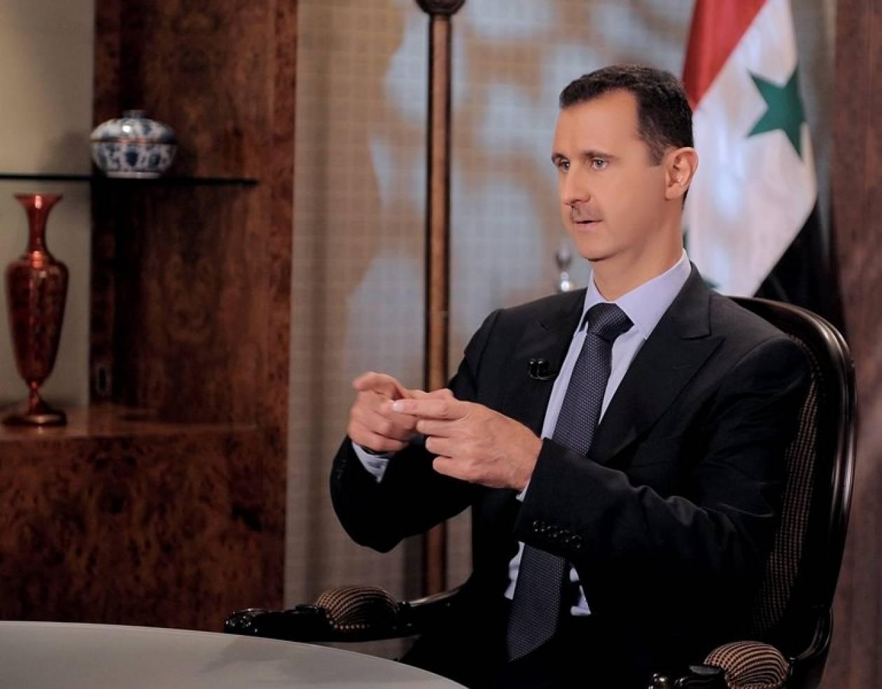 Εγκρίθηκαν οι κυρώσεις εις βάρος της Συρίας