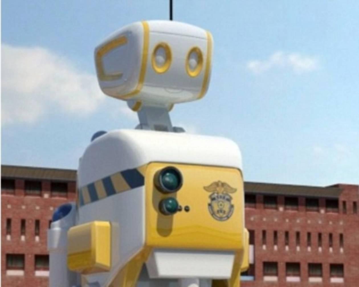 Φρουροί-ρομπότ σε φυλακές της Νότιας Κορέας